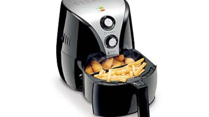 The Oilless Fryer