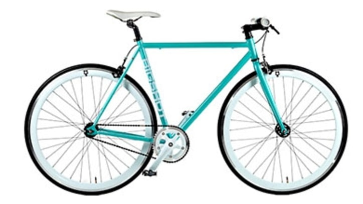 The Personalized Fixie