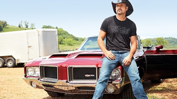 The Redemption of Tim McGraw