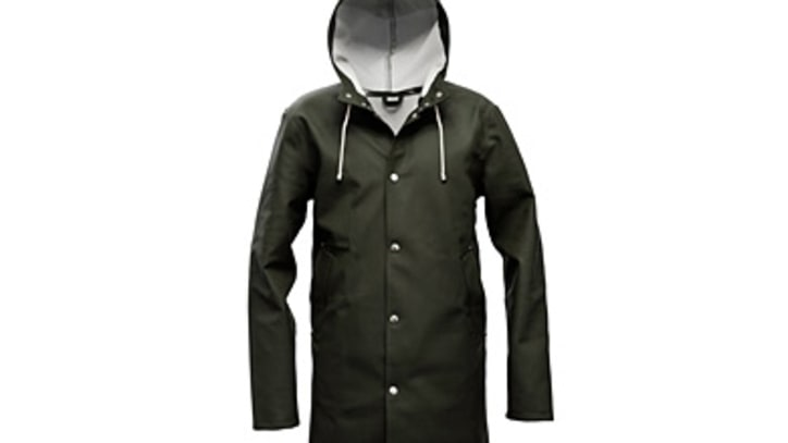 The Scandinavian Design Raincoat