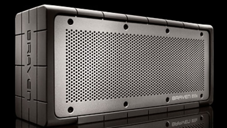 The Rugged Indoor-Outdoor Speaker