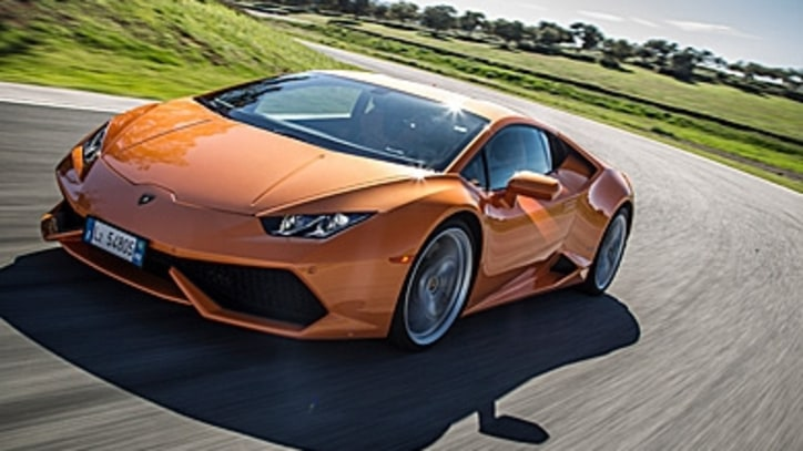 Lamborghini's Huracan Marries High Speed With High Design