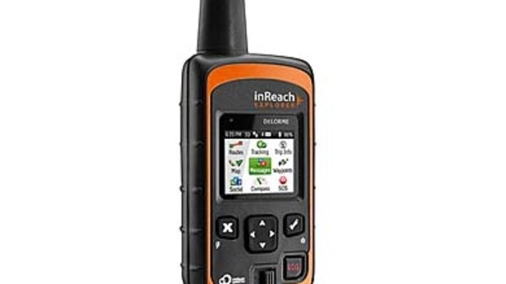 inReach Explorer: The Swiss Army Knife of Satellite Communicators