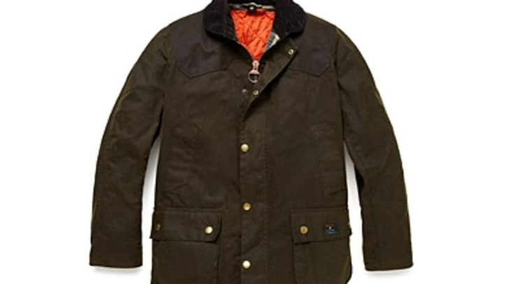 The Town and Country Jacket