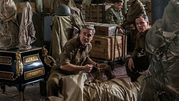 The True Story Behind 'The Monuments Men'