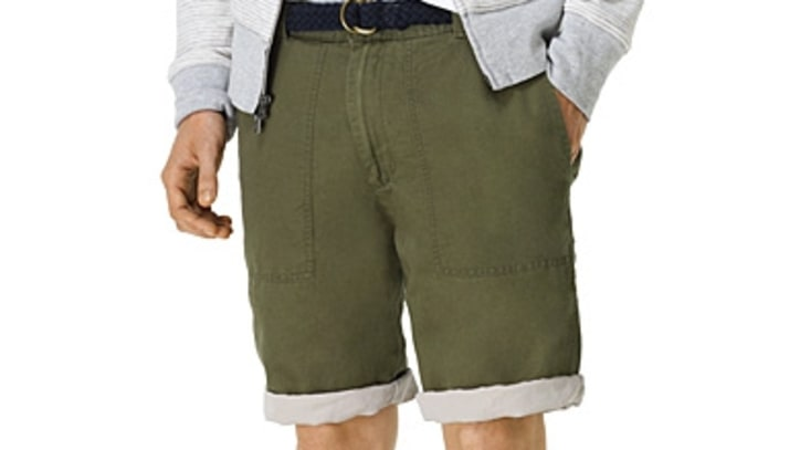 These Shorts Have Two Faces