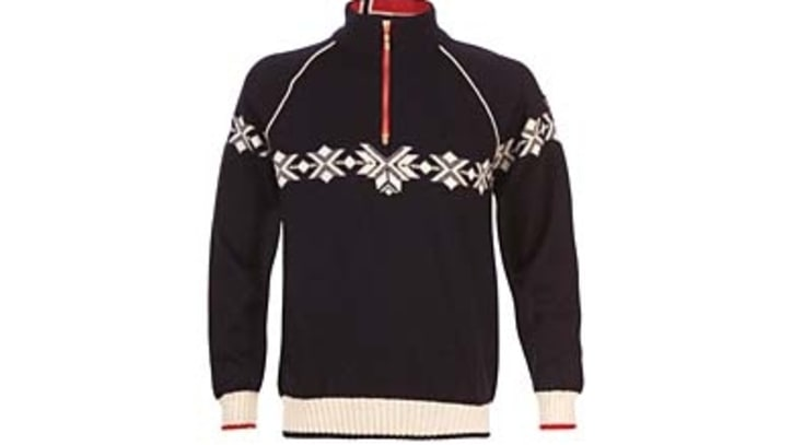 The Ultimate Skier's Sweater