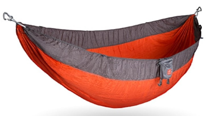 The Ultra-Portable Camp Hammock