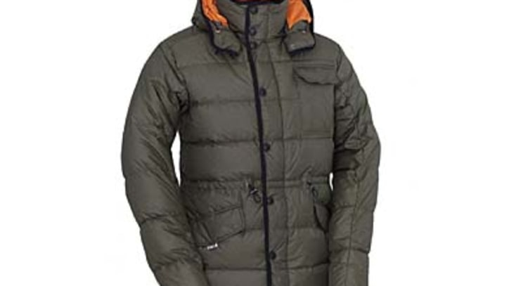 The Understated Down Jacket
