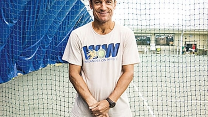Mats Wilander, the Vagabond Tennis Pro