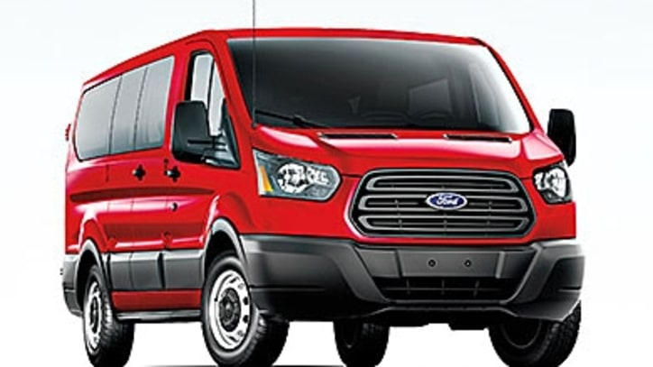 The 2015 Ford Transit Heralds the American Van Renaissance