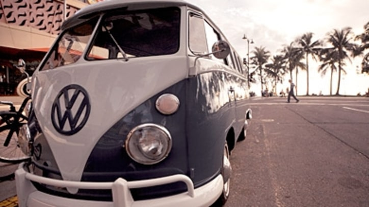 A Eulogy for the VW Bus