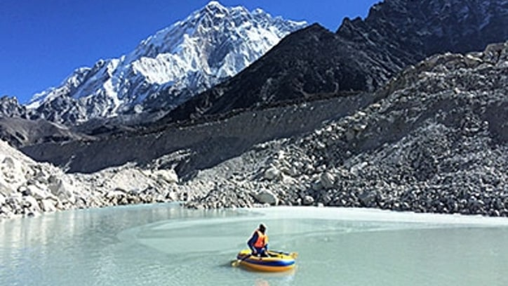 There Is Now a Lake on Mount Everest: Should We Be Worried?