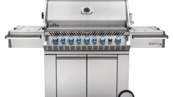 This Summer's Most Badass Grill