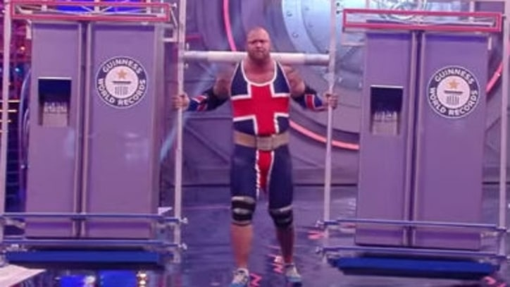 The Mountain From 'Game of Thrones' Breaks His Craziest Record Yet