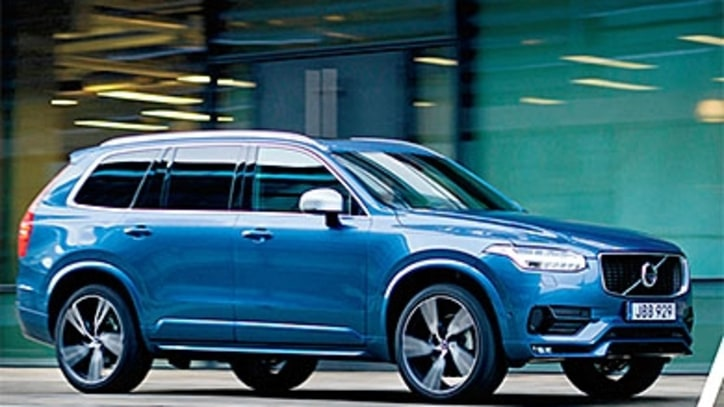Three Rows, One Champ: Volvo XC90 vs. Audi Q7