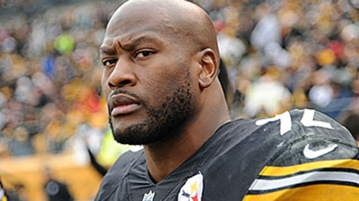 Why James Harrison Returned His Kids' Participation Trophies