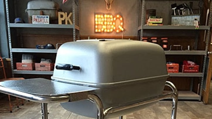 The Rebirth of a Classic Grill