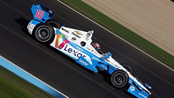 Tony Kanaan Prepares for an Indy 500 Repeat