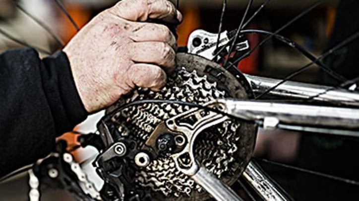 The At-Home Bike Tune-Up, Simplified