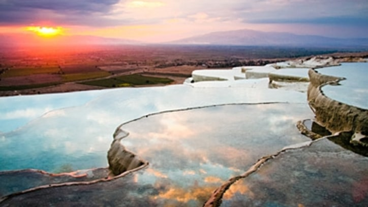 Turkey's All-Natural Infinity Pools