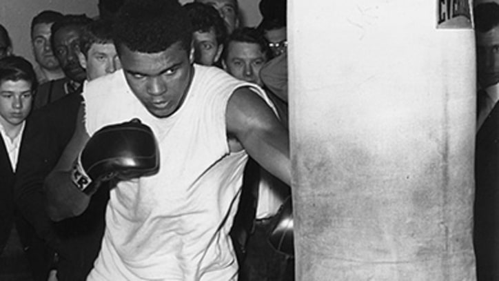 Muhammad Ali's Classic Training Gear Gets an Upgrade