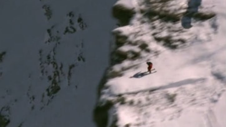 What We Learned From the '60 Minutes' Extreme Ski Report, Taking on the Eiger