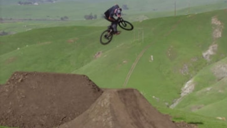 This Year's Most Impressive Mountain Bike Video