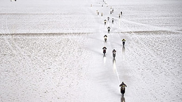 Racing on the World's Most Dangerous Salt Flat