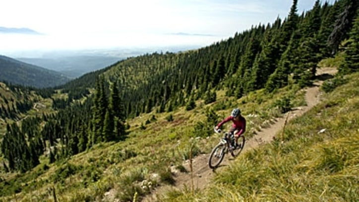 A Room with a View of Montana's Best Mountain Biking
