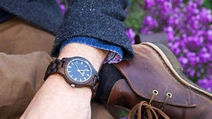 Wooden Watches Done Right