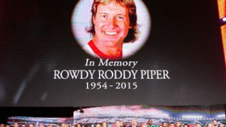 Watch the Entire WWE Roster Honor 'Rowdy' Roddy Piper