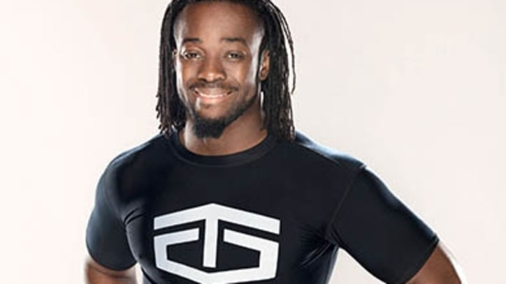 WWE Superstar Kofi Kingston's Workout Plan