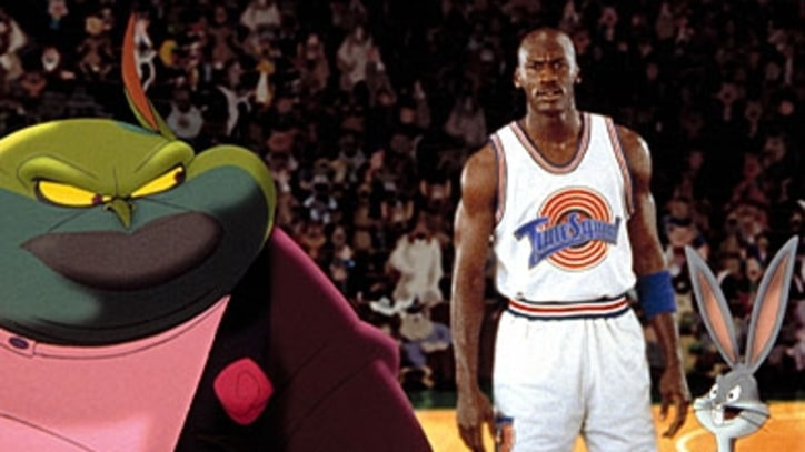 Own Michael Jordan's Space Jam Uniform