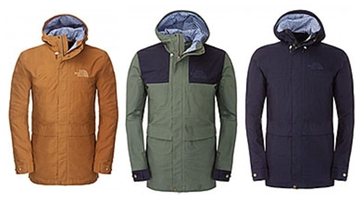 The Return of the Classic North Face Mountain Jacket