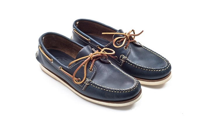 Sperry Top-Sider Authentic Original Made in Maine Boat Shoe