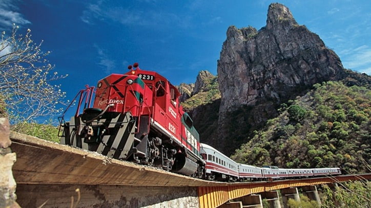 Travel the Copper Canyon