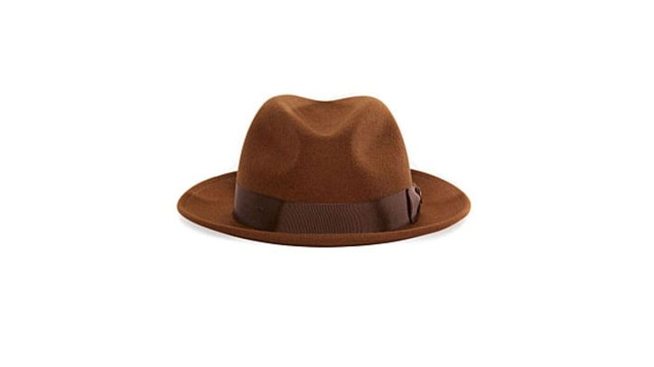Goorin Brothers Dean the Butcher Fedora: Gifts for Golfers