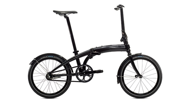 Tern Verge Duo Folding Bike