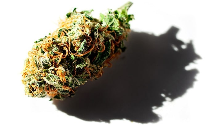 Marijuana's Possible Weight-Loss Benefits