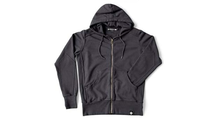 American Giant Heavyweight Full-Zip Hooded Sweatshirt