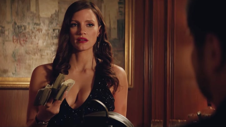 High-Stakes Poker Games, Crime Highlight Aaron Sorkin's 'Molly's Game' Trailer