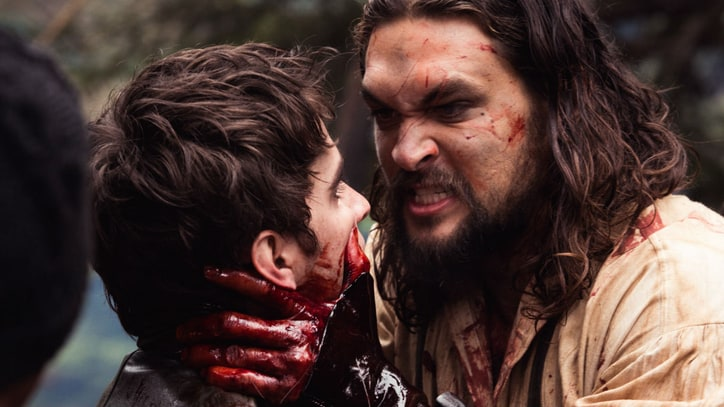 Jason Momoa On Becoming a Badass, Terrifying Fur-Trapper for 'Frontier'
