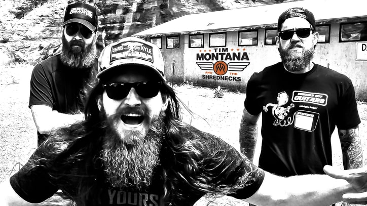 See Tim Montana and the Shrednecks' Live, Rowdy 'Cowboys on the Run'