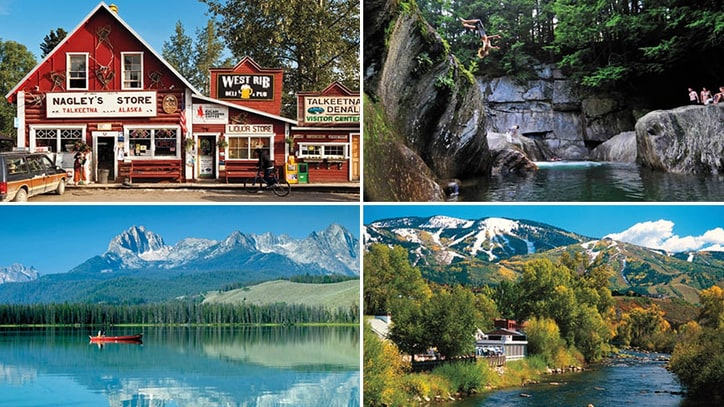 28 best best mountain towns to live in the us north for Top 5 places to live in usa