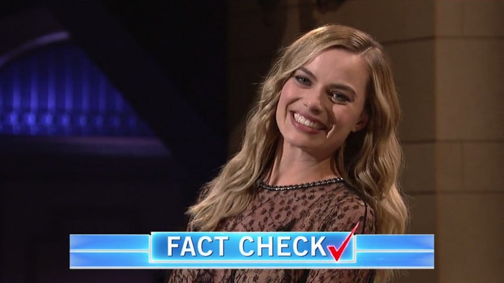 Margot Robbie on 'SNL': 3 Sketches You Have to See