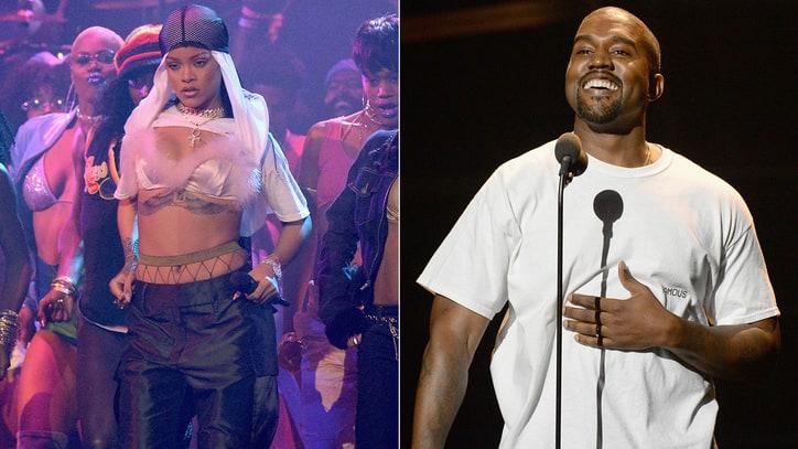 A Breakdown Of Rihannas 2016 MTV VMAs Outfits The Good