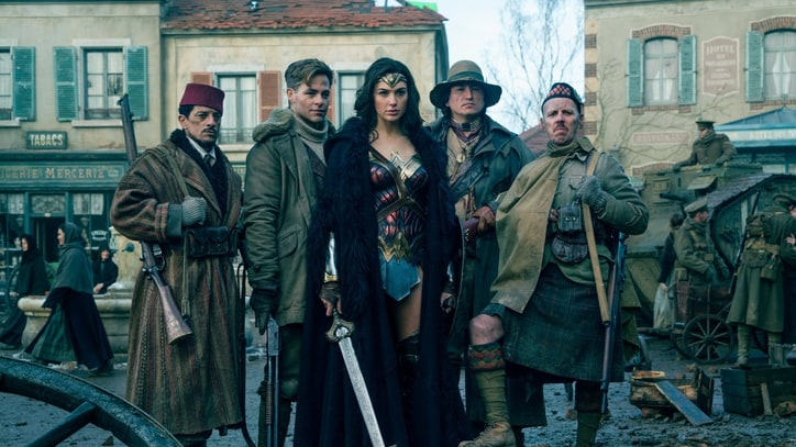 Kojima: In Latest Film, Wonder Woman Saves Not One World, but Three