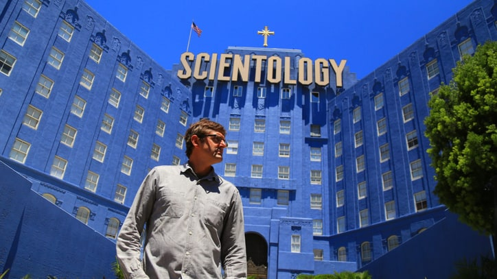 Watch 'My Scientology Movie' Filmmakers Talk 'Humorless' Church