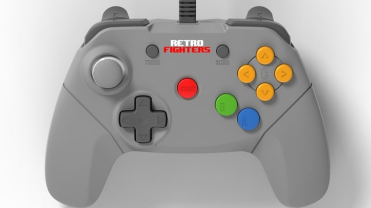 Daily Glixel: Someone's Making a New N64 Controller, 'Tempest' Gets a Sequel, 'Shape of the World' Looks Chill AF